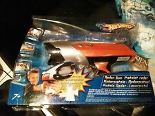 HOT WHEELS RADAR GUN-PISTOLA RADAR- RARITÀ -VERYRARE-NUOVA IN SCATOLA-NEW ON BOX