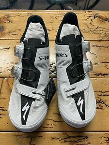 Specialized S Works Vent Size 44 Clipless Road Bike Cycling Shoe