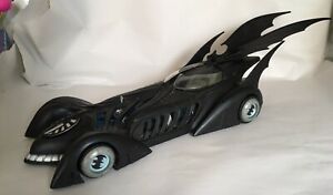 BATMAN Forever Batmobile Vehicle with Light-Up Chassis (1995 Kenner).