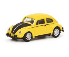 Schuco Volkswagen VW ESCARABAJO Amarillo Negro/Amarillo Negro 1:87 Artículo 45