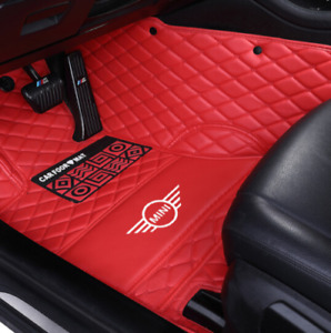 Suitable for Mini-Cooper-2002-2021 Car floor mats