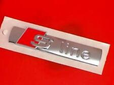 OEM Audi S Line Sport Rear Side Badge Emblem A3 A4 A6 A8 S3 S4 S6 S8