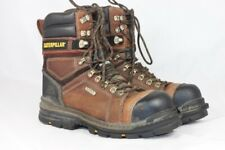 Caterpillar Men's 8'' Hauler Waterproof Work Boots , UK7 / EU41 / 8538