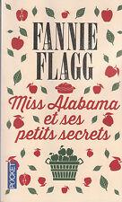 MISS ALABAMA et ses PETITS SECRETS Fannie FLAG roman livre