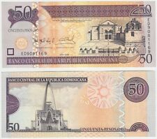 Dominican Rep. P 176 b - 50 Pesos Oro 2008 De La Rue - UNC