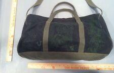 True Religion Canvas Duffle Bag