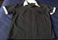 OFFICIAL SPORTS Referee Shirt Soccer EUC! Sz Large Black White Jersey and Socks