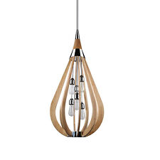 Glass Vintage Pendant Lights Industrial Antique Ceiling Lamp Hanging Retro