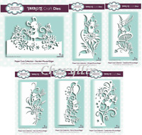 CREATIVE EXPRESSIONS - PAPER CUTS DIES - MICE EDGER COLLECTION 2019 - EDGER DIES