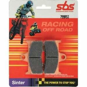 SBS 671RSI Racing Sintered Brake Pads - Front - Husky 2014-19 , KTM SX/SXF >2019