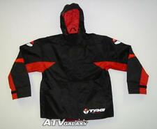 Tag Motorcycle Riding Nylon Jacket Windbreaker Rain L