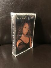 Mariah Carey (1990 Cassette Columbia CT45202) [USA] Self-Titled Factory Sealed!