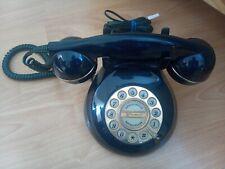 Astral: The Knightsbridge Dark Green Vintage  Retro Telephone