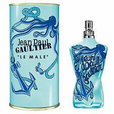 Jean Paul Gaultier le Male Summer Parfum 2014 Cologne Tonique 125ML Spray