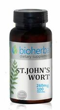 St John's wort 260 mg 100 caps Free WorldWide Shipping