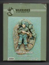 WARRIORS SCALE MODELS 35064 - WAFFEN SS RESTING - 1/35 RESIN KIT