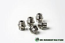 Ducati Ölfilterschraube M16x1,5 / Oil filter Screw / Titan / Titanium / Titanio