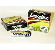 8 Energizer Industrial AA Alkaline Batteries (EN91, LR6)