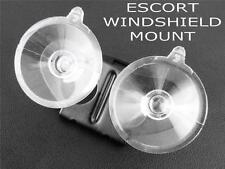 Escort Radar Detector Windshield Mount 4200 4500 4600 5000 6800 7500 7500S S C65