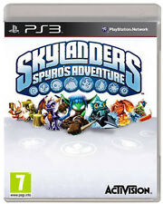 Skylanders Spyro's Adventure Solo Gioco PS3 Nuovo UK Stock SONY PLAYSTATION