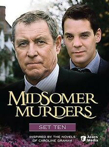 Midsomer Murders: Set 10 DVD
