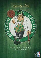 NBA - Dynasty Series - Boston Celtics (DVD, 2014, 10-Disc Set) - Region 4