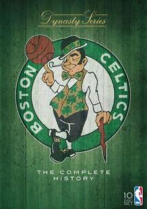 NBA - Dynasty Series - Boston Celtics (DVD, 10-Disc Box Set) Region 4