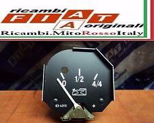 MANOMETRO CARBURANTE BENZINA FIAT 128 Coupè FUEL PRESSURE GAUGE 4273272