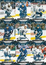 2019-20 MVP BLUE PARALLEL FROM FACTORY SET - TORONTO MAPLE LEAFS TEAM SET