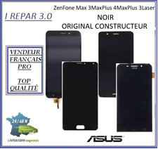 Ecran Lcd Origine Asus ZenFone 5 lite/3S/3 Max/4 Max Plus/3 Laser Noir/Blanc/Or