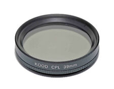 Circular polarizing Filter 39mm CPL 39mm Filter