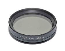 Circular Polarizing Filtre 39 mm CPL Filtre 39 mm