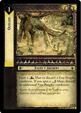 LOTR TCG Mount Doom Quelled 10R46