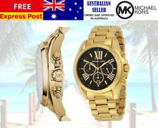 Michael Kors Bradshaw Gold-Tone Watch MK5739