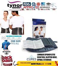 Tynor Lumbar Support Back Belt Brace Lower Waist Spondylitis Osteoarthritis Uni