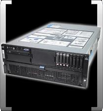 HP COMPAQ PROLIANT DL580 G5 2x INTEL XEON E7220 DUALCORE 2.93 GHZ 16 GB DDR2 DVD
