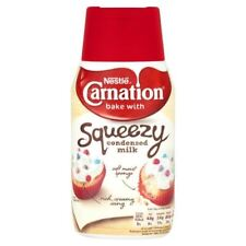 Carnation Sweetened Condensed Milk Squeezy Bottle - 450g (0.99lbs)