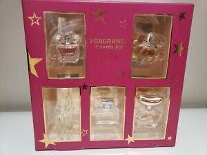 NIB Macy's Designer Perfume Fragrance Sampler For Her Set 2020