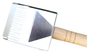Honey wax uncapping fork / peeler