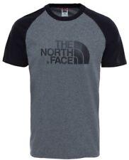Abbiglimento sportivo da uomo grigi marca The North Face l