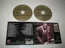 NAT REY COLE/I FEEL SO SMOOCHIE(ZYX/NGC CD 009)2xCD álbum