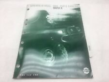 Can Am 2003 Traxter XL Parts Catalog Manual