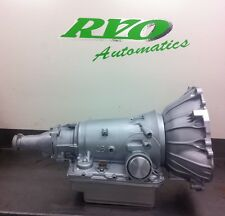 Cleveland / Windsor V8 To Manualized 800hp 4L60E 4 Speed Automatic Transmission