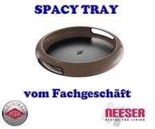 Wesco Design Tablett vom Fachgeschäft Spacy Tray in WARM GREY 322101-57 SOFORT