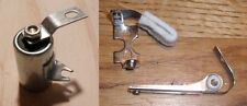 Allumage Condensateur & Rupteur (NEUF SOLEX 1400 1700 2200 3300 3800 5000 Micron