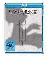 Game of Thrones - Die komplette dritte Staffel [5 Blu-rays/NEU/OVP] 10 Episoden