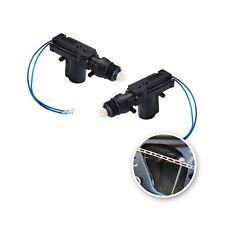 VaygWay Universal Car Door Lock-Actuators Auto 12V Power Door-Keyless Remote .