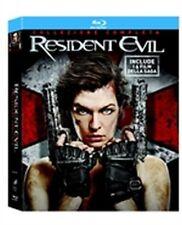 Resident Evil - La Collezione Completa 6 Film (6 Blu-Ray Disc)