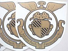PUCH RANGER 4 TL SERBATOIO emblema ADESIVI detrazione SERBATOIO Johann Puch FABBRICA VEICOLO