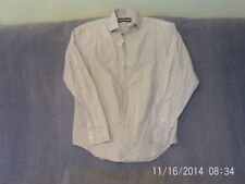 Polyester NEXT Button Cuff Formal Shirts for Men